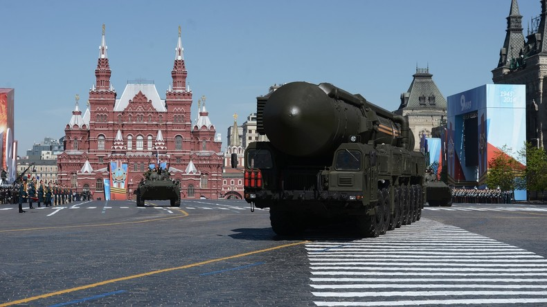 """Russland erwägt Doktrin-Änderung: Mit Atombomben auf """"strategische Angriffe"""" reagieren"""