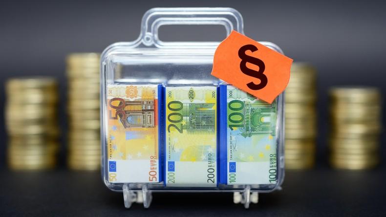 """Finanz-Abzockmasche """"Cum-Fake"""": Steuergeld für Phantomaktien?"""