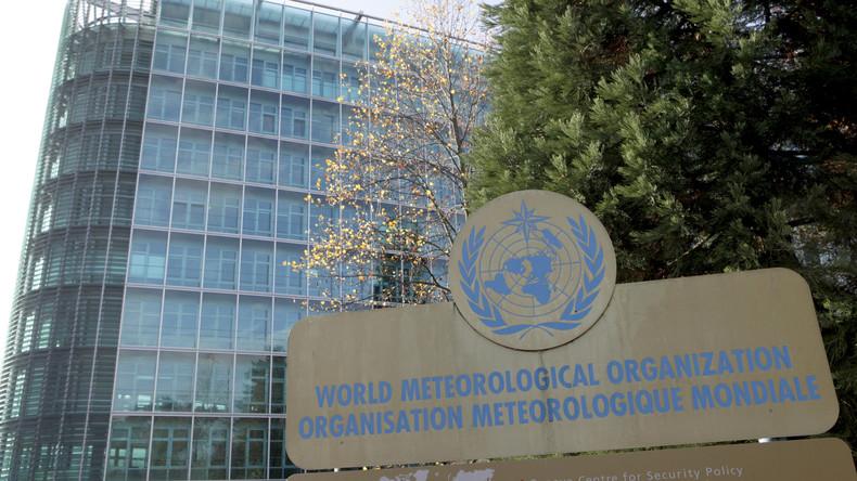 UN-Organisation meldet neuen Rekord bei Treibhausgas-Konzentration