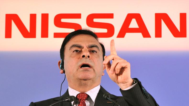 Nissan entlässt Top-Manager Ghosn wegen Finanzaffäre