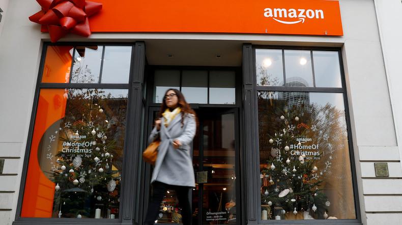 Weitere Attacke auf Konkurrenz: Amazon eröffnet Mini-Filiale in Berlin