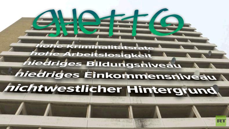 RT Deutsch unterwegs im Ghetto: Abriss als Lösung gegen Kriminalität?