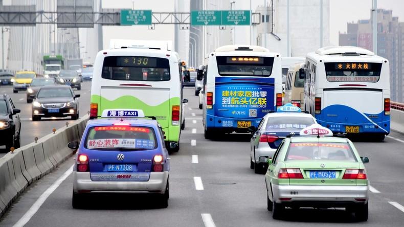 Panne in China: Gesichtserkennung verwechselt Bus mit Fußgänger