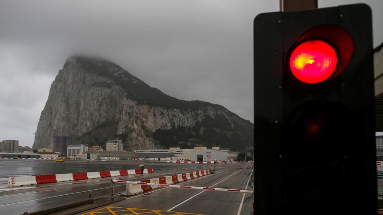 Wegen Gibraltar: Spanien droht mit Veto beim Brexit-Vertrag