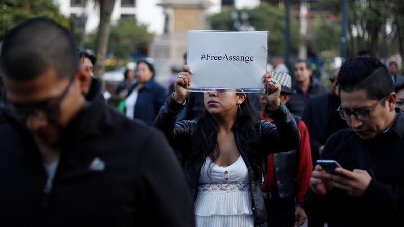 Ecuador entlässt seinen Botschafter in London - Steht Assanges Rausschmiss bevor?