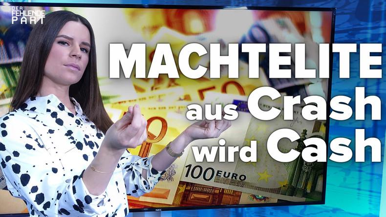 """""""Crashs sind in der Regel eine Umverteilung von unten nach oben"""" – Dirk Müller im Gespräch"""