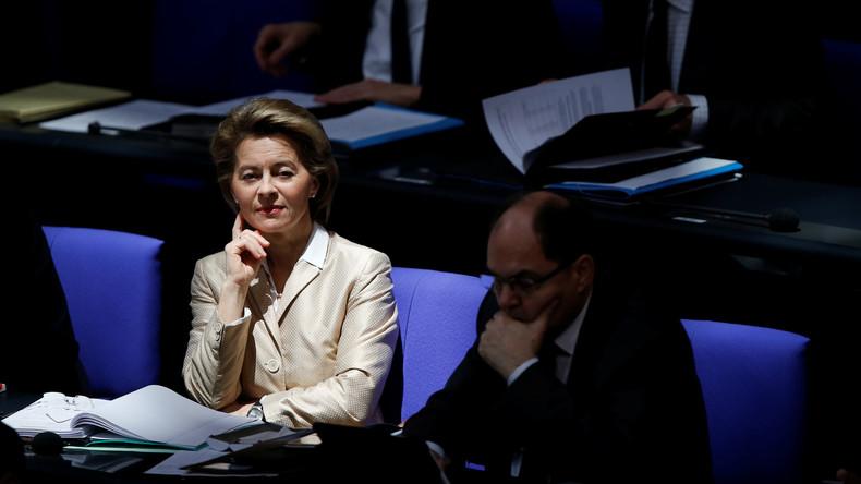 McKinsey-Affäre öffnet Tor für Spionage - Alexander Neu nach Sitzung im Verteidigungsministerium