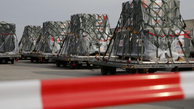 Bericht: Lieferstopp von Rüstungsgütern nach Saudi-Arabien offenbar nur für zwei Monate