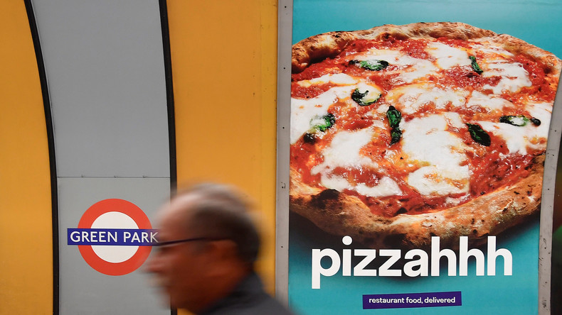 Londoner Verkehrsbetriebe verbannen Werbung für Dickmacher