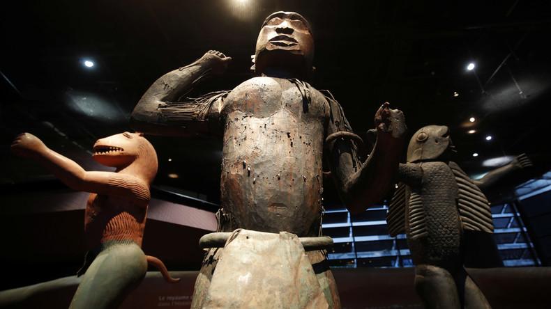 Frankreich gibt 26 Werke an Benin zurück