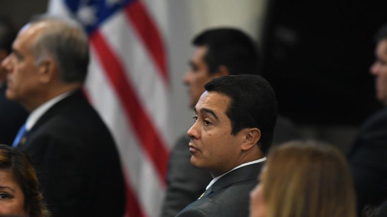US-Polizei verhaftet Bruder von Honduras' Staatschef – Medien mutmaßen über Drogenhandel