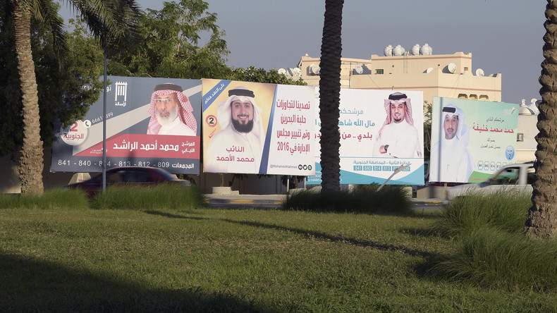 Bahrain wählt Parlament