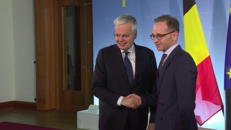 Maas: Berlin und Brüssel sollen die Stimme der EU in den Vereinten Nationen stärken