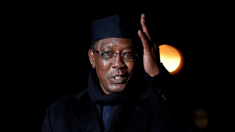 """Tschads Präsident besucht in """"historischer Visite"""" erstmals Israel"""