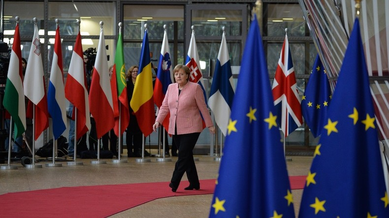 """Belgien: Merkel nennt Brexit-Deal ein """"diplomatisches Kunstwerk"""""""