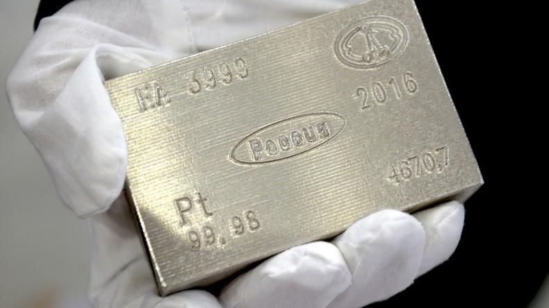 Russland und Südafrika planen Kooperation auf Platinmetallmarkt