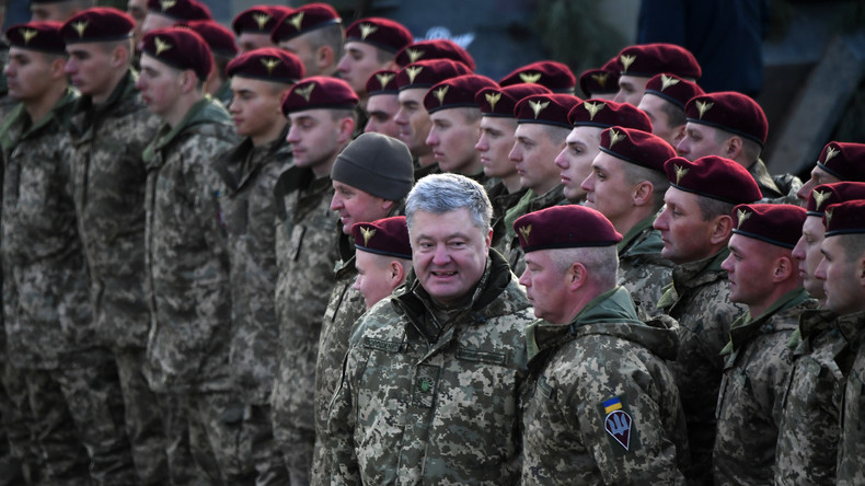 Ukraine will nach Schiffs-Konflikt Kriegsrecht ausrufen