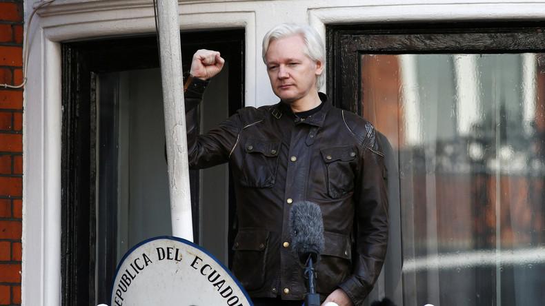 Ecuador versperrt Julian Assanges Rechtsanwälten Zugang in ecuadorianische Botschaft