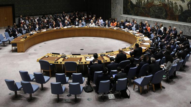 Wegen Vorfall im Schwarzen Meer: Russland fordert dringende UN-Sicherheitsratssitzung