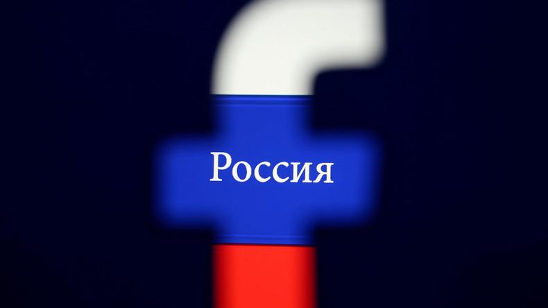 Facebook und Google drohen in Russland hohe Geldbußen