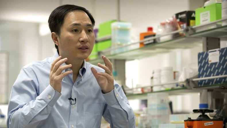 Chinesischer Forscher vermeldet Geburt des ersten genmanipulierten Babys