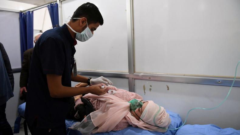 Nach Giftgasangriff: Chemiewaffen-Organisation OPCW schickt Ermittler nach Aleppo