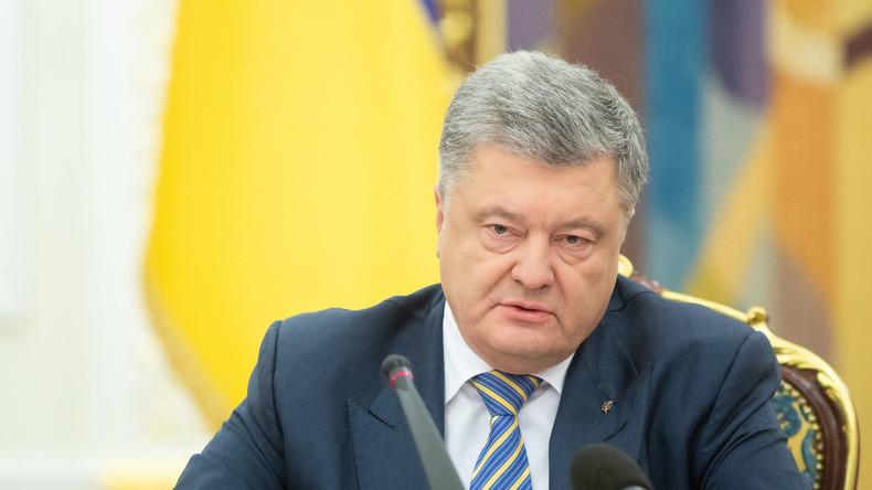 Kriegsrecht bestätigt - Ukrainisches Parlament stimmt Präsidentenerlass zu