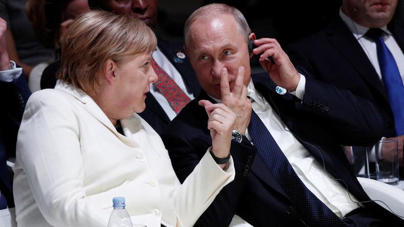 """""""Nach Verletzung internationalen Rechts"""" durch Ukraine:  Moskau setzt auf Berlin"""