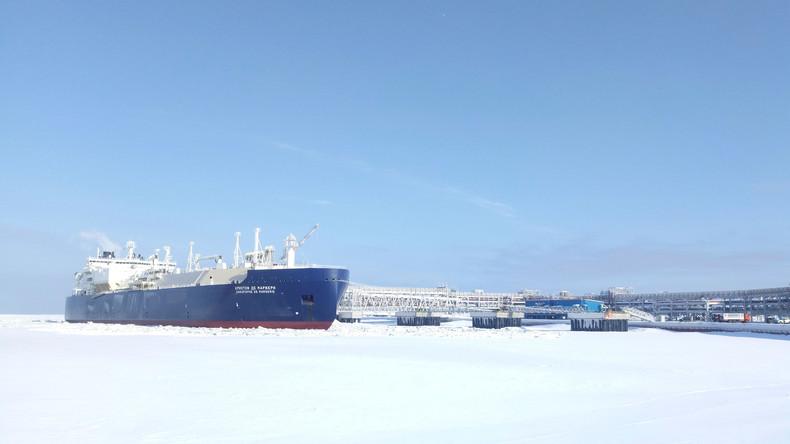 Nowatek: Erste Flüssiggas-Lieferung aus der russischen Arktis nach Nordeuropa auf dem Weg