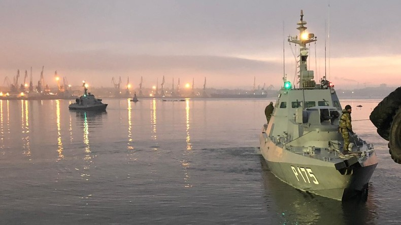 Ukrainischer Inlandsgeheimdienst bestätigt: SBU-Mitarbeiter waren an Bord beschlagnahmter Schiffe
