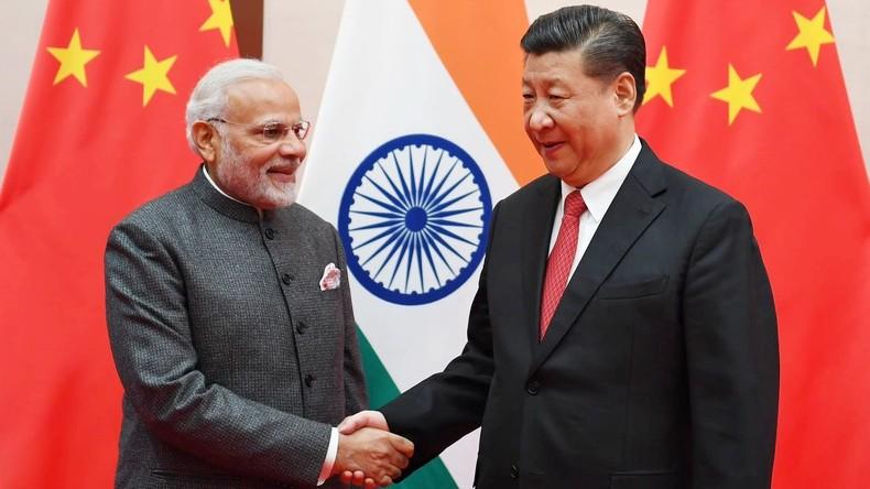 Handelsstreit mit den USA drängt China zur Vertiefung der Beziehungen zu Indien