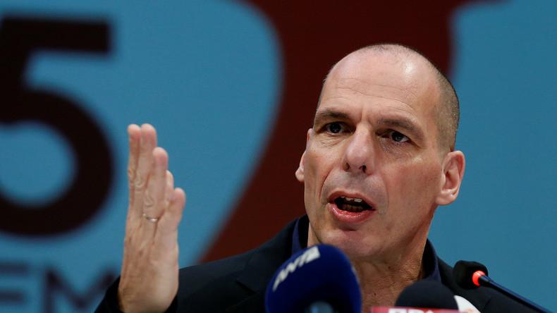 Neustart von Berlin aus: Varoufakis betreibt in Berlin Wahlkampf für Europawahl