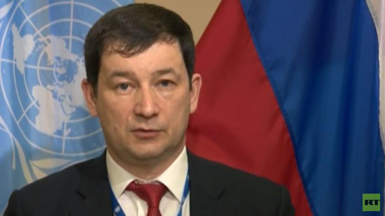 Poljanski: Ukraine könnte westliche Reaktion als Freibrief für weitere Provokationen verstehen