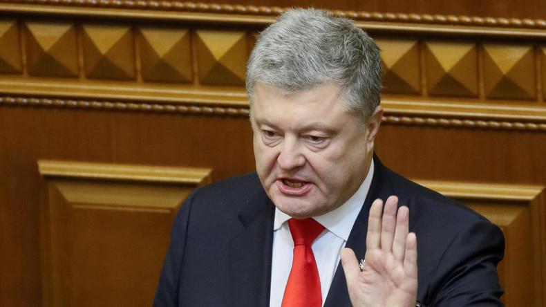 Kertsch-Zwischenfall: Poroschenko will Umfragewerte verbessern (Video)