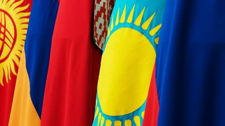 Russland geführte Eurasische Wirtschaftsunion auf dem Weg zur Unabhängigkeit vom US-Dollar