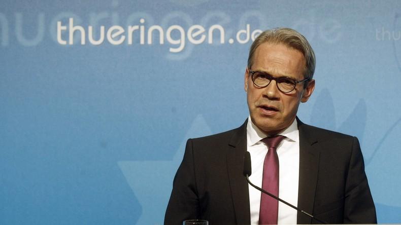 Thüringens Innenminister für Abschiebestopp nach Syrien bis Ende 2019
