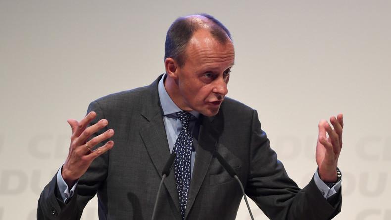 CDU-Regionalkonferenz in Düsseldorf: Merz zeigt sich von Wahl zumCDU-Vorsitzenden überzeugt