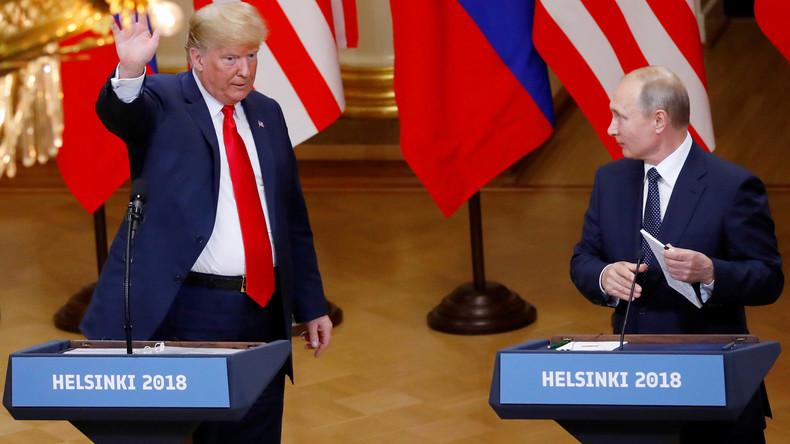 Kreml: Treffen zwischen Trump und Putin vereinbart - Vorbereitungen laufen weiter