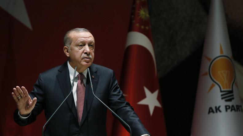Erdogan: Der Handel in lokalen Währungen wird Fesseln des Imperialismus durchbrechen