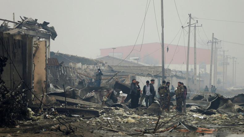 Angriff in afghanischer Hauptstadt Kabul nach zehn Stunden beendet