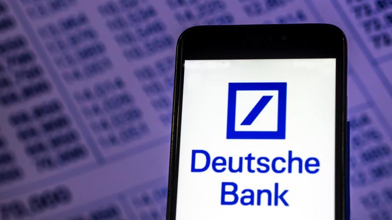 Vorwurf der Geldwäsche: Razzia bei der Deutschen Bank