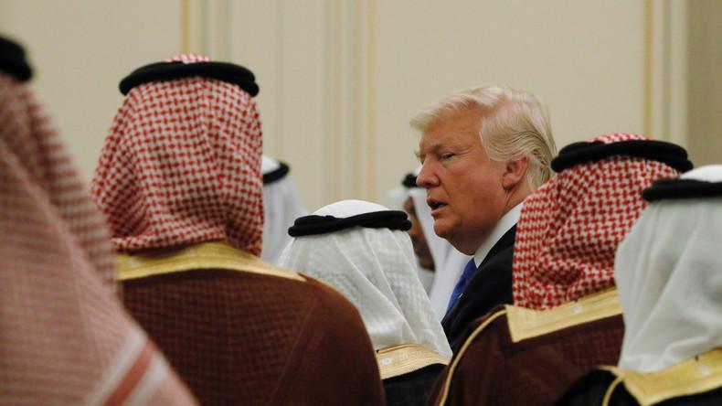Zum Schutz vor dem Iran: USA und Saudi-Arabien streben 15-Milliarden-Dollar-Waffengeschäft an
