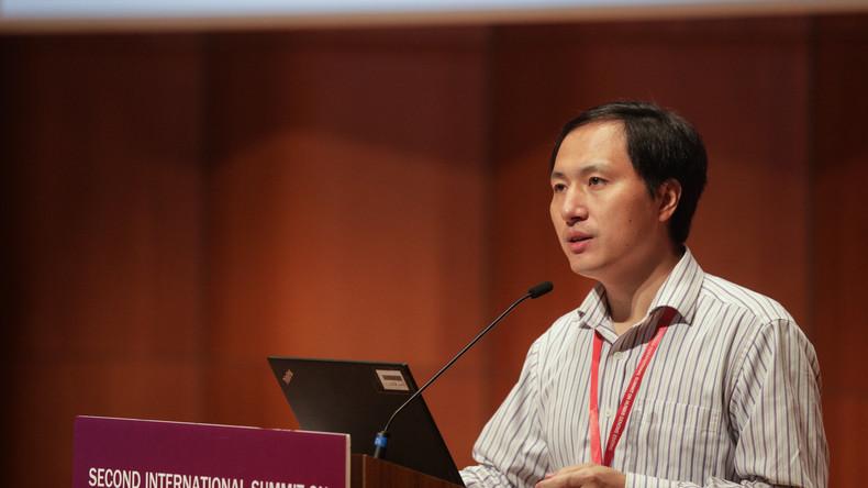 """""""Äußerst abscheulich"""": China verbietet Forscher He weitere Genomversuche"""