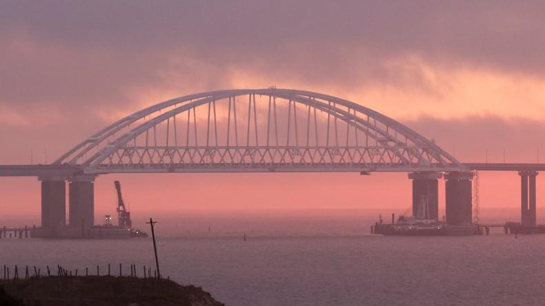 Heißgelaufene Kriegstreiber: Atlantic Council fordert Sabotageakt gegen Krimbrücke