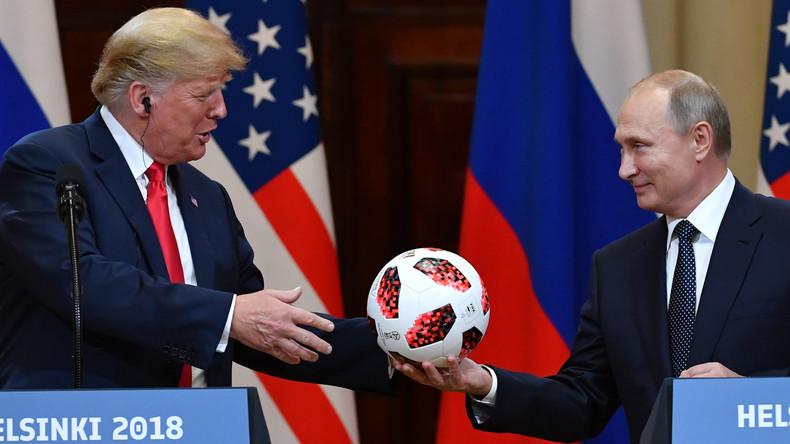 Kriegsindustrie, Neocons & Energie-Riesen: Sie alle stellten sich gegen ein Trump-Putin-Treffen