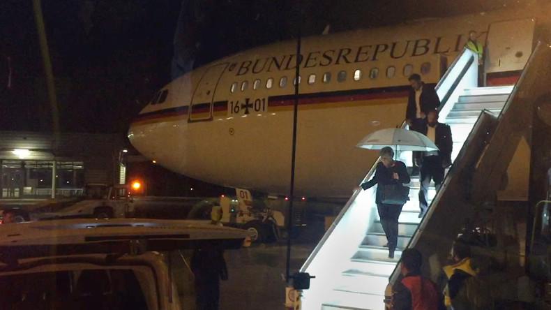 Merkel muss Linienflug nehmen: Mit Iberia zum G20-Gipfel in Buenos Aires