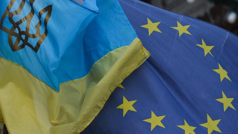 EU-Kommission billigt Finanzpaket in Höhe von 500 Millionen Euro für die Ukraine
