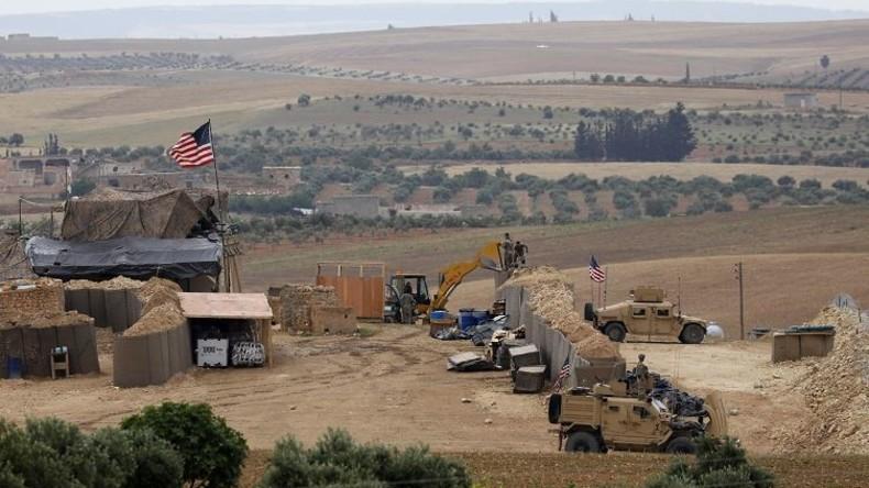 NATO-Partner im Kalten Krieg: USA errichten in Syrien Militärposten gegen die Türkei