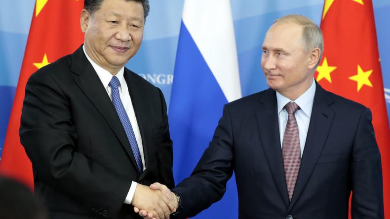 Putin: Der US-chinesische Handelskrieg bietet Russland große Chancen