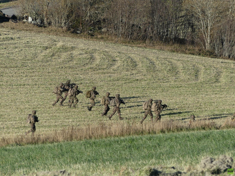 NATO-Manöver Trident Juncture: Eine große Show und eine noch größere Lüge